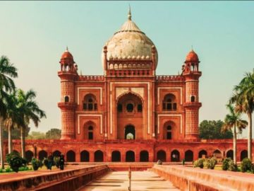 Win the Trip of a Lifetime to India Sweepstakes
