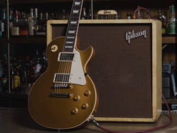 Gibson Gold Standard Giveaway