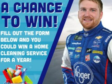 Kroger Speed Up Your Clean Up Sweepstakes