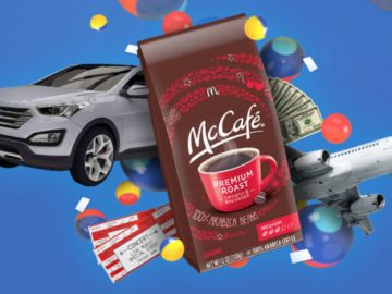 McDonald's McCafe Instant Win Game (Free Codes)