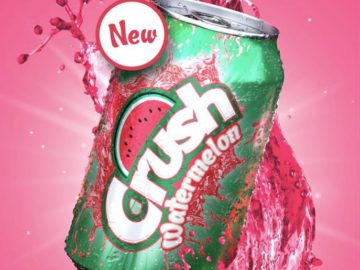 Win Crush For A Year Sweepstakes