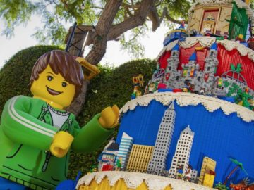 Ellen Win 4 Tickets to LegoLand