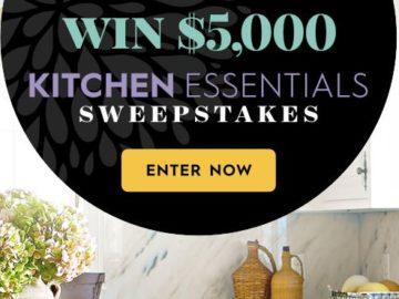 Better Homes And Gardens Sweepstakes >> Better Homes Gardens 5 000 Sweepstakes