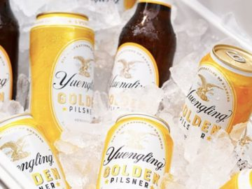 Yuengling Make Your Summer Golden Sweepstakes (Limited States )