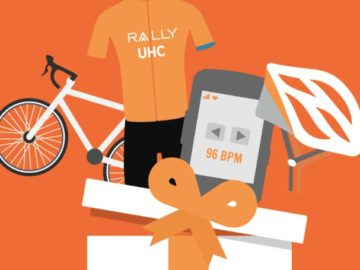 Rally Pro Cycling Sweepstakes