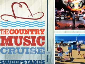 Country Music Cruise 2020.Crook Chase Countdown S 2020 Country Music Cruise Sweepstakes
