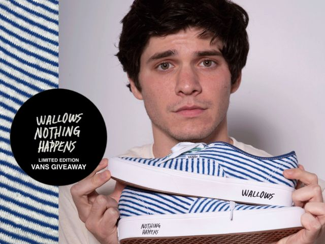 wallows nothing happens vans sweepstakes