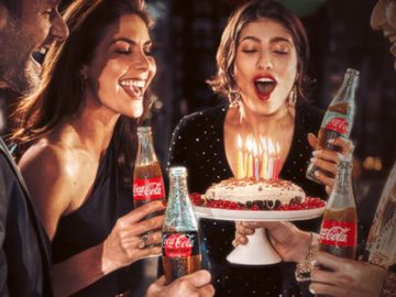 Coca-Cola App First Birthday Celebration Sweepstakes (Coke Rewards)