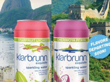 Klarbrunn Sparkling Travel the World Sweepstakes