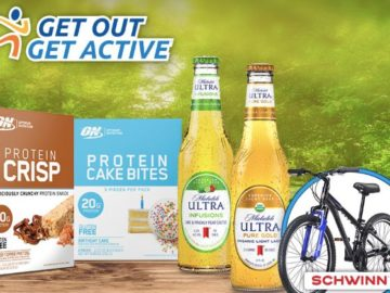 Kashi Get Out Get Active Sweepstakes