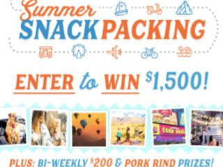 Southern Recipe Small Batch Summer Snackpacking Sweepstakes
