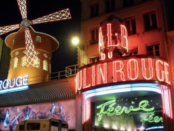 Moulin Rouge! The Musical and American Airlines Sweepstakes