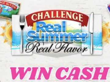 Challenge Real Summer Real Flavor Instant Win & Sweepstakes