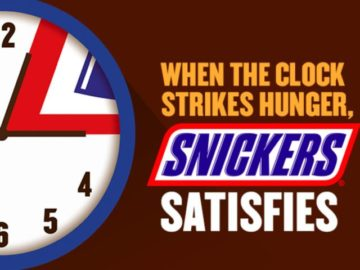 Snickers Hungry Hour Instant Win