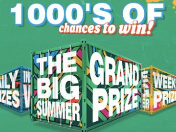 Newport Big Summer Instant Win Game and Sweepstakes
