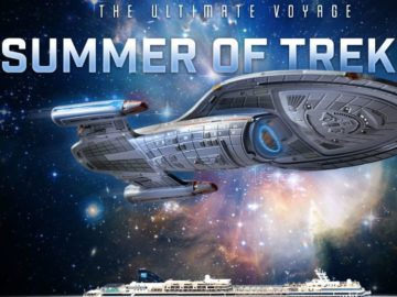 Eaglemoss Summer of Trek 2019 Sweepstakes