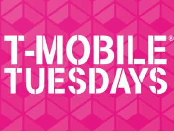 T-Mobile Tuesdays Giveaway - August 13th