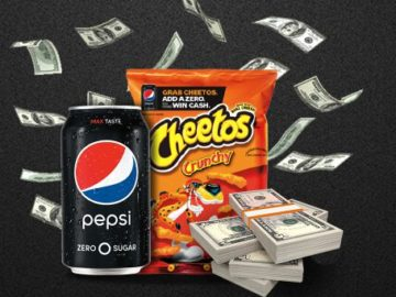 Grab a Cheetos  Add a Zero  Instant Win Game (Purchase/Mail-In)