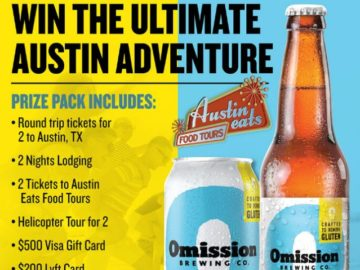 OMission Ultimate Austin Sweepstakes