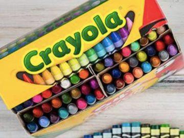 Crayola National Crayon Day Sweepstakes