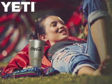 Yeti Tumbler Instant Win (Coke Rewards)