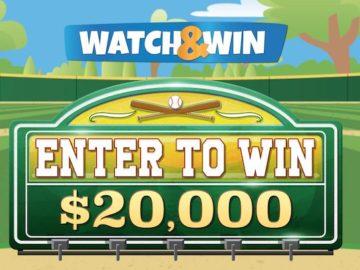 Ellen DeGeneres Chevy Watch & Win Contest