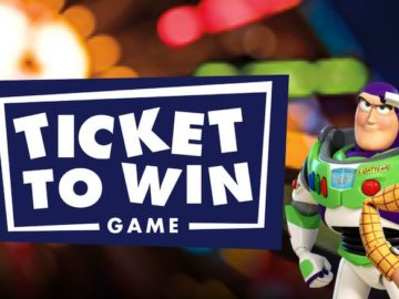 McDonald's Toy Story 4 Ticket to Win Sweepstakes and Instant Win
