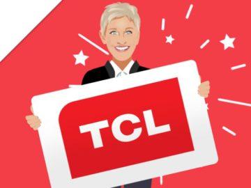 Win a 55 inch TV from Ellen!