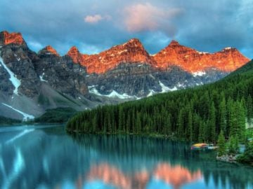 Travel Channel Canadian Rockies Retreat Sweepstakes