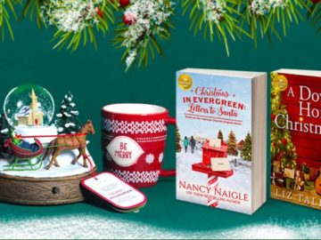 Hallmark Christmas In July 2019.Hallmark Christmas In July Giveaway