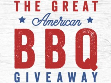 Beringer Main & Vine Great American BBQ Sweepstakes and Instant Win