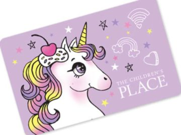 Children's Place Gift Card Savings Giveaway