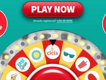 Cici's Unlimited Summer Adventure Sweepstakes
