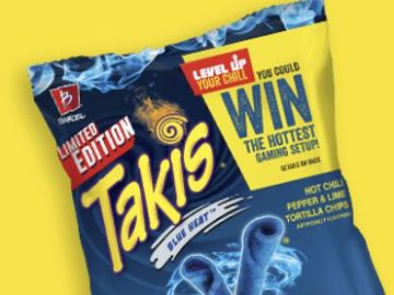 Takis Level Up Your Chill Summer Sweepstakes
