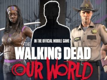 Walking Dead Our World Contest (Video Upload)