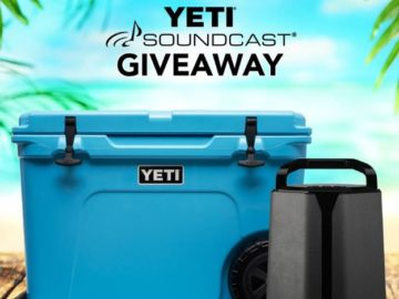 P.C. Richard & Son YETI & SoundCast Summer Parties Giveaway (Facebook)
