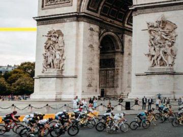 BikeExchange Tour de France Sweepstakes