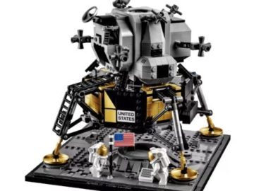 Nature Briefing NASA Lego Set Giveaway