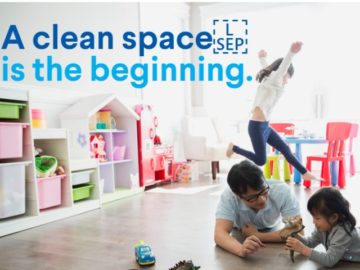 Chlorox Ultimate Clean Space Makeover Sweepstakes