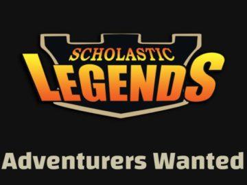 Newegg Scholastic Legends Sweepstakes