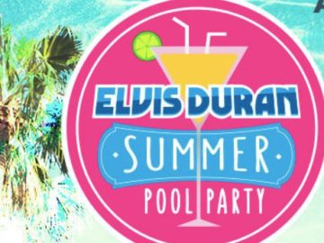 iHeart Radio Elvis Duran and the Morning Show's Summer Pool