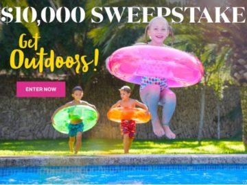 Parents Magazine $10,000 Sweepstakes