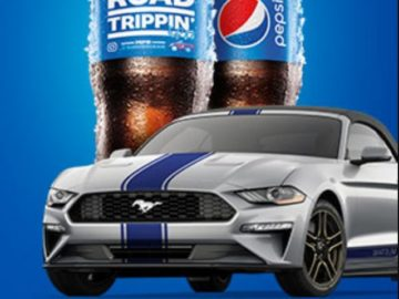 PEPSI Full Throttle Sweepstakes  (Limited States)