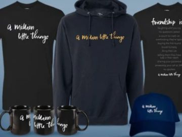 ABC Shop A Million Little Things Super Fans Sweepstakes
