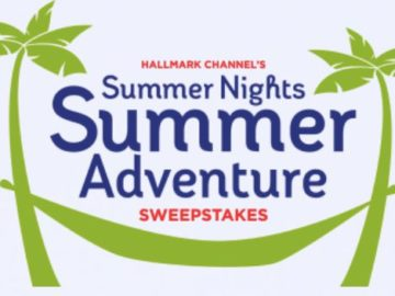 Hallmark Channel's Summer Nights Summer Adventure Instant Win and Sweepstakes