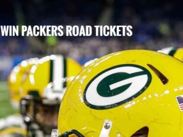 Green Bay Packers Sweepstakes (Limited States)