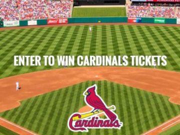 Cardinals Baseball Sweepstakes