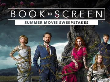 Lifetime Book To Screen Summer Movie Sweepstakes