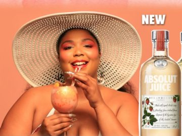 Absolut Juice Miami Lizzo Sweepstakes
