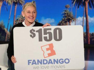 Win a $150 Fandango Gift Card